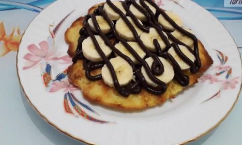 Çıtır Waffle Tarifi