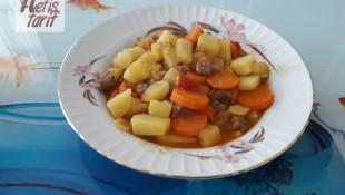Sebzeli Et Yemeği Tarifi