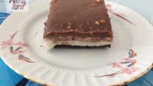 Çikolatalı Fındıklı Pasta