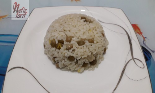 Bezelyeli Pirinç Pilavı Tarifi