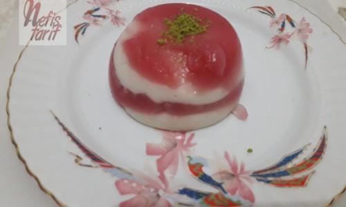 Vişneli Fincan Tatlısı