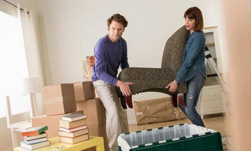 Yeni bir eve taşınırken ev nasıl toplanır?