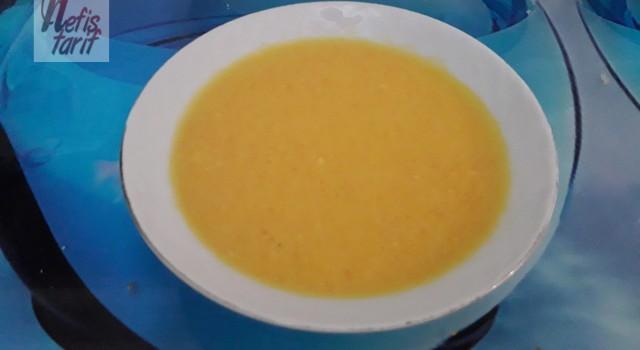 Nefis Havuç Çorbası Tarifi