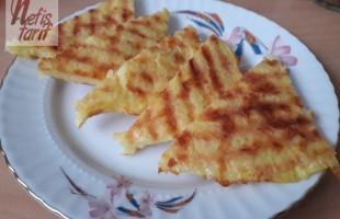 Tost Makinesinde Nefis Patates Tostu Tarifi